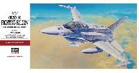 ハセガワ1/48 飛行機 PTシリーズF-16F (ブロック60) ファイティング ファルコン