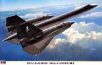 SR-71A ブラックバード スカル & クロスボーン