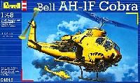 レベル1/48 飛行機モデルAH-1F コブラ