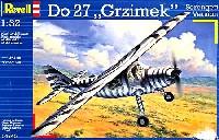 レベル1/32 Aircraftドルニエ Do27 サファリ
