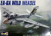 レベル1/48 飛行機モデルEA-6A ワイルドウィーゼル