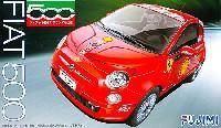 フジミ1/24 リアルスポーツカー シリーズ (SPOT)フィアット 500 F1グランプリ仕様