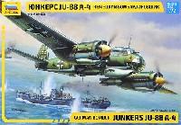 ユンカース Ju-88A4 爆撃機