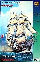 ズベズダ帆船フランス フリゲート艦 アケロン号