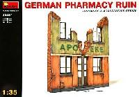 ミニアート1/35 ビルディング&アクセサリー シリーズドイツの薬局