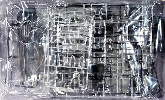 マクラーレン MP4/6 ホンダ 日本グランプリ 1991年 (スケルトンボディ)プラモデル(フジミ1/20 GPシリーズ SP (スポット)No.SP007)商品画像_1