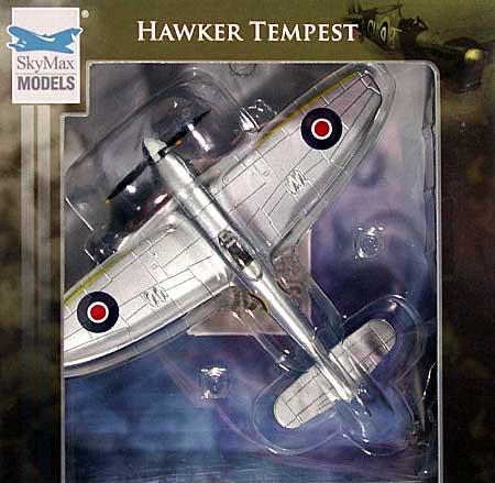 ホーカー テンペスト Mk.5 J・G・ジップ・ボタン完成品(スカイマックス1/72 完成品モデルNo.SM4003)商品画像