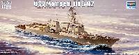 トランペッター1/350 艦船シリーズU.S.S DDG-92 マンセン