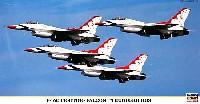 F-16C ファイティングファルコン サンダーバーズ 来日記念