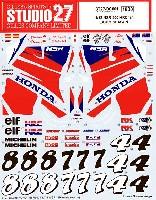 スタジオ27バイク オリジナルデカールホンダ NSR500 HRC 1994 EARLY SEASON