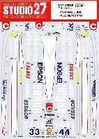 ティレル 020 フルシーズン 1991 デカール