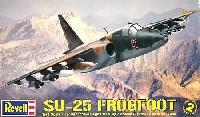 レベル1/48 飛行機モデルSu-25 フロッグフット