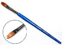 アシーナラヴィア フィルバート 7500 シリーズフィルバート筆 #12 (1.0×1.9cm)