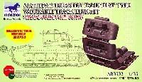 ブロンコモデル1/35 AFV アクセサリー シリーズイギリス マチルダ歩兵戦車用 可動キャタピラ 前期型