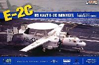 キネティック1/48 エアクラフト プラモデルE-2C ホークアイ 早期警戒機 アメリカ海軍