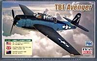 ミニクラフト1/144 軍用機プラスチックモデルキットTBF アヴェンジャー