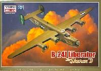 ミニクラフト1/144 軍用機プラスチックモデルキットB-24J リベレーター The Sharon D