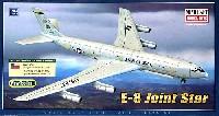 ミニクラフト1/144 軍用機プラスチックモデルキットE-8 ジョイントスターズ