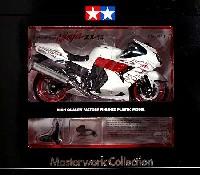 カワサキ ZX-14 パールクリスタルホワイト (完成品)