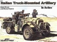 スコードロンシグナルインアクション シリーズWW2 イタリア陸軍 トラック車載型 自走砲