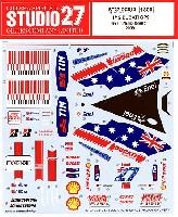 スタジオ27バイク オリジナルデカールドゥカティ GP9  #27 フィリップ アイランド 2009