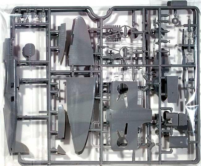 ヘンシェル He70F-2 偵察機プラモデル(ICM1/72 エアクラフト プラモデルNo.72232)商品画像_2