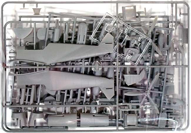 メッサーシュミット Bf109F-4/R3 偵察戦闘機プラモデル(ICM1/48 エアクラフト プラモデルNo.48106)商品画像_2