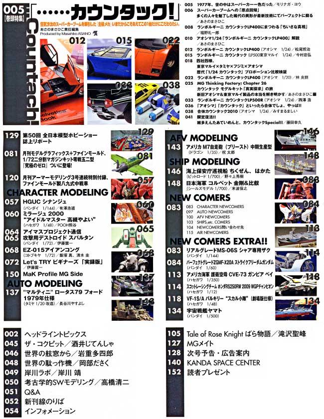 モデルグラフィックス 2010年12月号雑誌(大日本絵画月刊 モデルグラフィックスNo.313)商品画像_1
