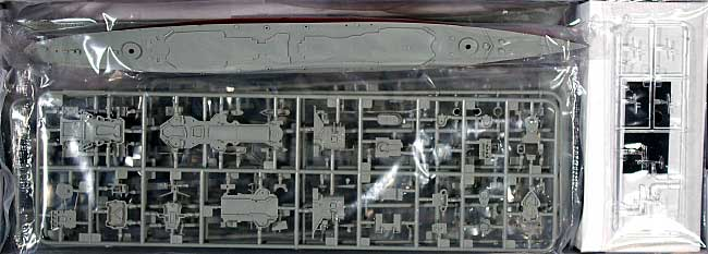 ドイツ海軍 重巡洋艦 プリンツ・オイゲン 1942年プラモデル(ピットロード1/700 スカイウェーブ W シリーズNo.W126)商品画像_1