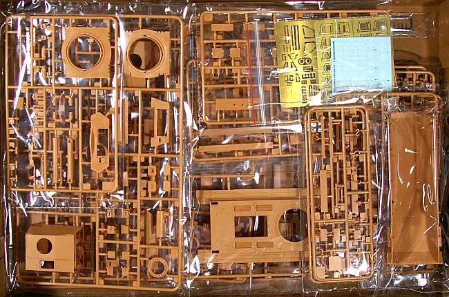 ドイツ A13 巡航戦車 744(E) 鹵獲車両プラモデル(ブロンコモデル1/35 AFVモデルNo.CB35030)商品画像_1