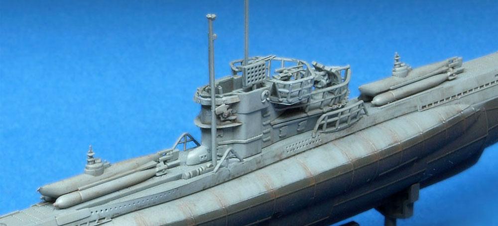ドイツ海軍 潜水艦 Uボート タイプ 7C/41プラモデル(AFV CLUB1/350 潜水艦No.SE73504)商品画像_3