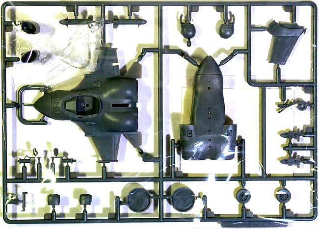 ROCAF ディフォルメ飛行機 F-CK-1A 經國戦闘機プラモデル(AFV CLUBディフォルメ飛行機 QシリーズNo.AFQ001)商品画像_1