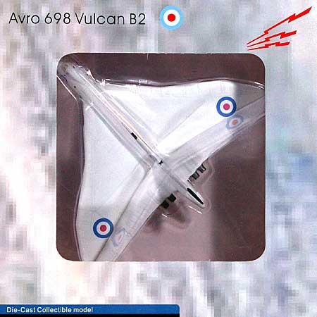 アブロ 698 バルカン B2 イギリス空軍 617Sqn XL361完成品(アブロモデルズダイキャスト製 エアプレーンモデルNo.AVRO001)商品画像