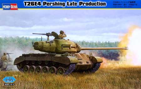 T26E4 パーシング後期型プラモデル(ホビーボス1/35 ファイティングビークル シリーズNo.82428)商品画像