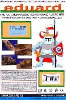 エデュアルド1/48 エアクラフト用 エッチング (48-×)TBF-1/TBM-3 アヴェンジャー用 爆弾庫 エッチングパーツ