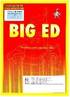 エデュアルド1/72 BIG ED (AIR)BAC ライトニング F.1A 用 BIG ED エッチングパーツセット (トランペッター対応)