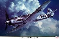 ハセガワ1/32 飛行機 限定生産フォッケウルフ Fw190D-9 第4戦闘航空団
