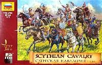 ズベズダ1/72 ヒストリカルフィギュア古代スキタイ 騎馬兵 (SCYTHIAN CAVALRY B.C.8-3)