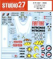 スタジオ27バイク オリジナルデカールヤマハ YZR-M1 2009 エストリルGP ver.#46/#99