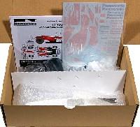 モノポスト1/20 オリジナルレジンキットトヨタ TF109 後半戦 2009 ブラジル・日本・アブダビ 仕様