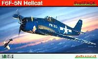 エデュアルド1/48 プロフィパックF6F-5N ヘルキャット 夜間戦闘機