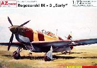 AZ model1/72 エアクラフト プラモデルロゴザルスキー IK-3 初期型