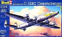 レベル1/144 旅客機ロッキード C-121C コンステレーション MATS-USA