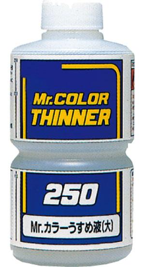 Mr.カラー うすめ液 (大)溶剤(GSIクレオスMr.カラー シンナーNo.T-103)商品画像
