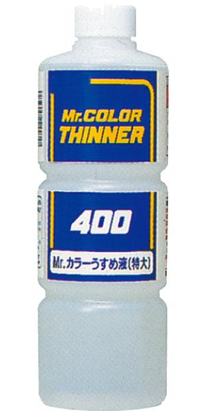 Mr.カラー うすめ液 (特大)溶剤(GSIクレオスMr.カラー シンナーNo.T-104)商品画像