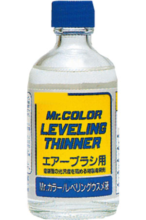 Mr.カラー レベリングうすめ液溶剤(GSIクレオスMr.カラー シンナーNo.T-106)商品画像