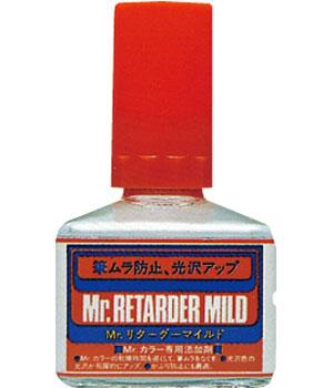 Mr.リターダーマイルド添加剤(GSIクレオスMr.カラー シンナーNo.T-105)商品画像