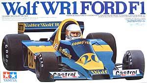 ウルフ WR-1 フォードプラモデル(タミヤ1/20 グランプリコレクションシリーズNo.006)商品画像
