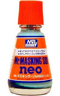 Mr.マスキングゾル NEOマスキング材(GSIクレオスアクセサリーNo.M132)商品画像