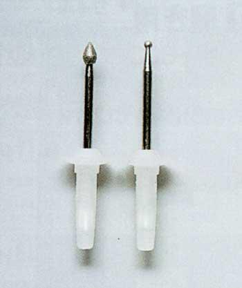 ダイヤモンドヤスリセット (ヤスリ2種・ホルダー付)ヤスリ(GSIクレオスGツールNo.GT014)商品画像_1